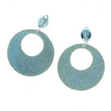 Mod Earrings (Silver)